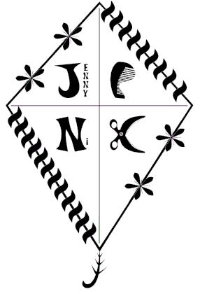 Logo JPNC - salon de coiffeur ambulant