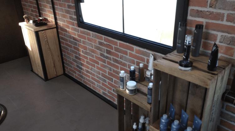 salon de coiffure ambulant